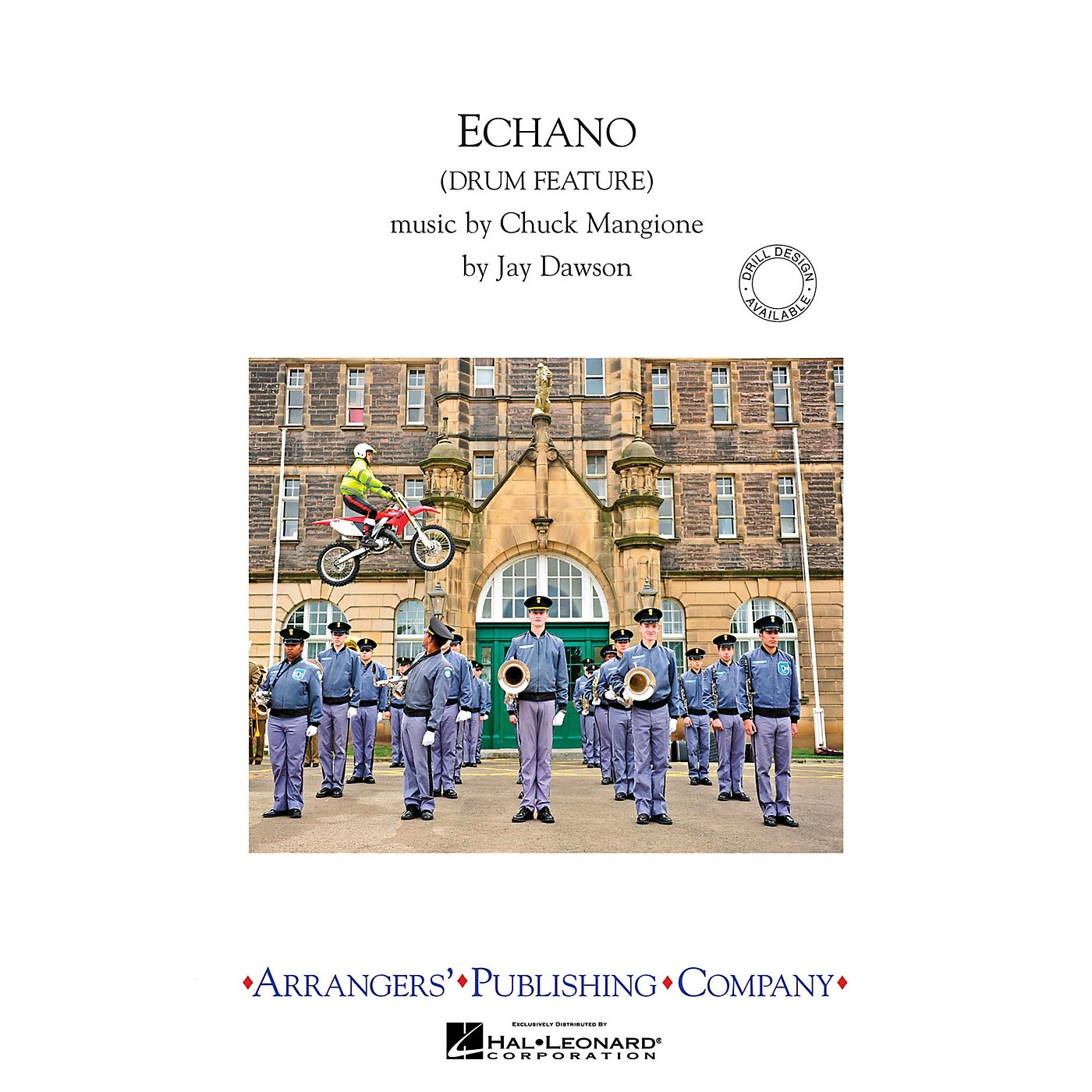 Arrangers Echano Marching Band Level 3 Arranged by Jay Dawson thumbnail