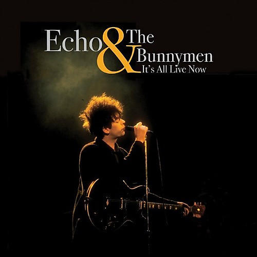 Alliance Echo & Bunnymen - It's All Live Now thumbnail