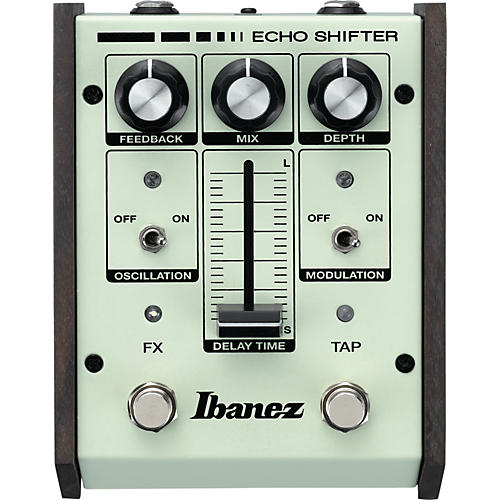 Ibanez Echo Shifter Analog Delay with Modulation Guitar Effects Pedal thumbnail