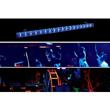 American DJ Echo UV Bar DMX