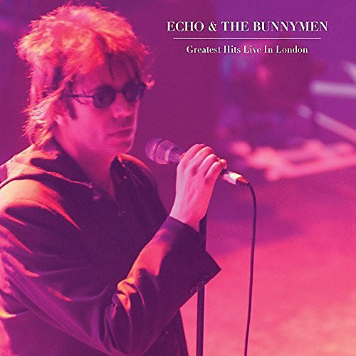 Alliance Echo & the Bunnymen - Greatest Hits Live In London thumbnail