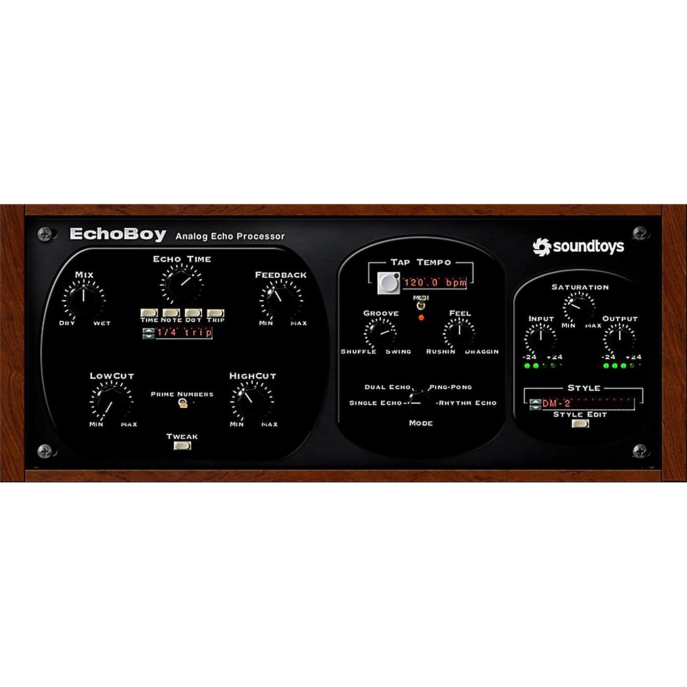 Soundtoys EchoBoy 5 Software Download thumbnail