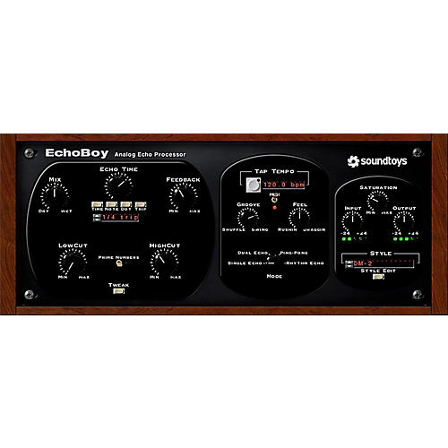 Soundtoys EchoBoy 5 Software Download thumbnail