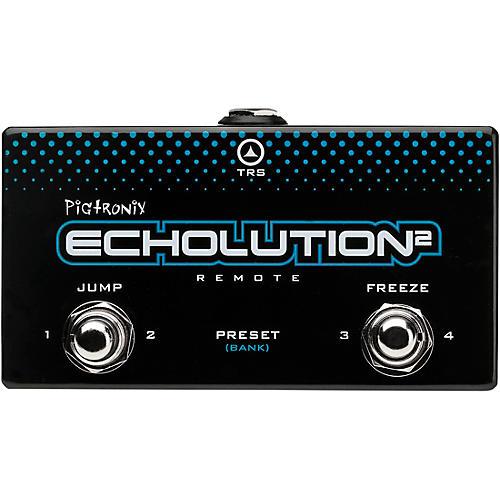 Pigtronix Echolution 2 Remote Guitar Effects Pedal thumbnail