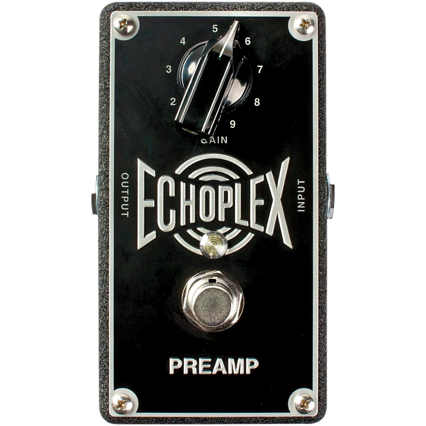 Dunlop Echoplex Preamp Guitar Effects Pedal thumbnail