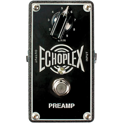 Dunlop Echoplex Preamp Guitar Effects Pedal thumbnail