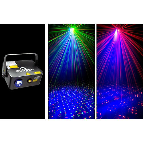 CHAUVET DJ Eclipse LED Laser Effect-thumbnail