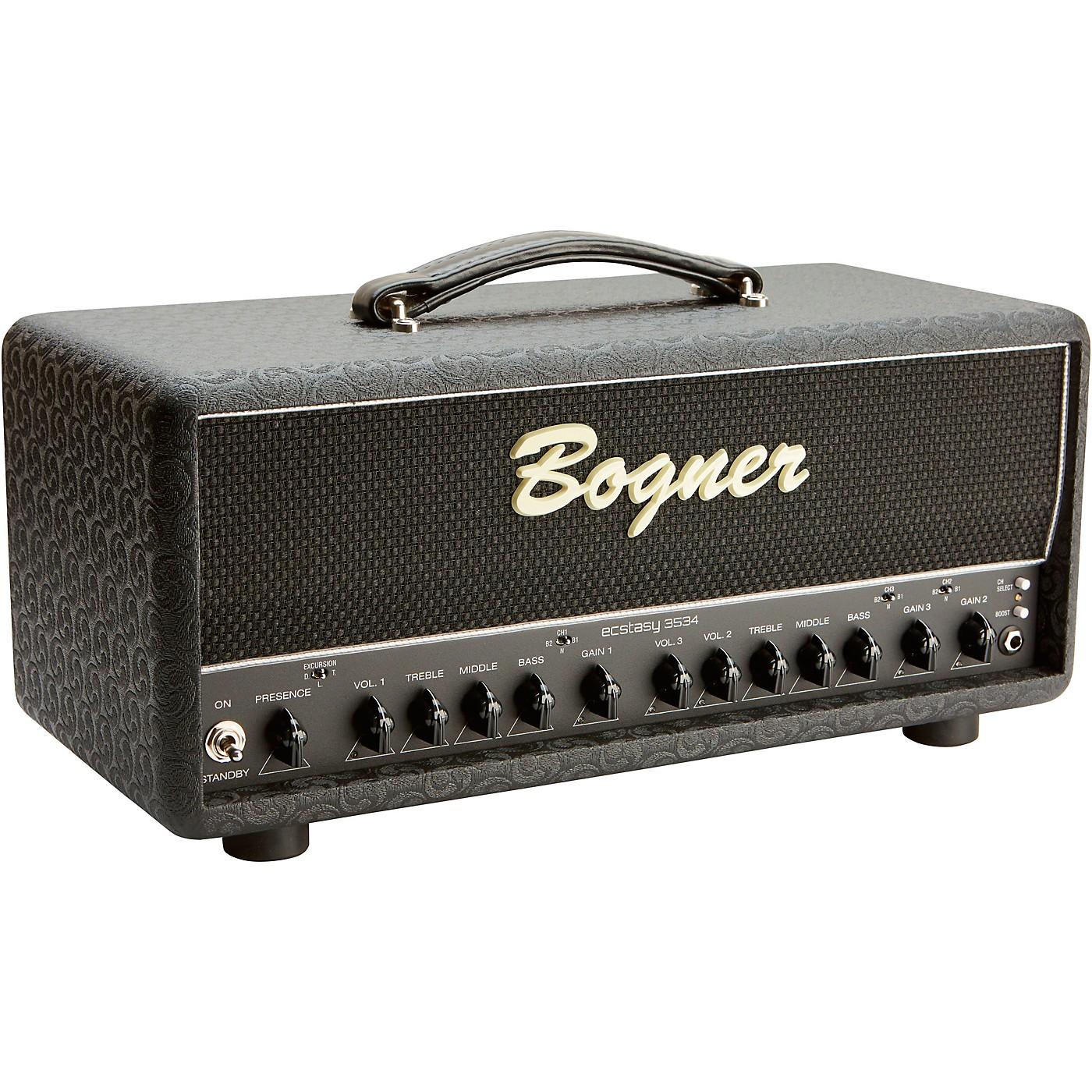 Bogner Ecstasy 3534 35W Tube Guitar Amp Head thumbnail