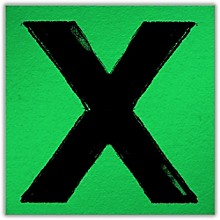 Ed Sheeran - X (2Lp 180 Gram Vinyl)(45Rpm)