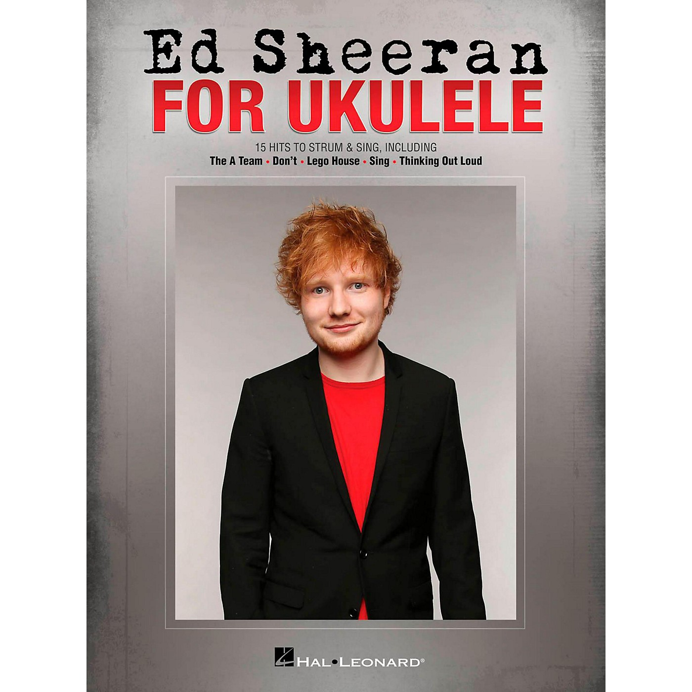 Hal Leonard Ed Sheeran for Ukulele thumbnail