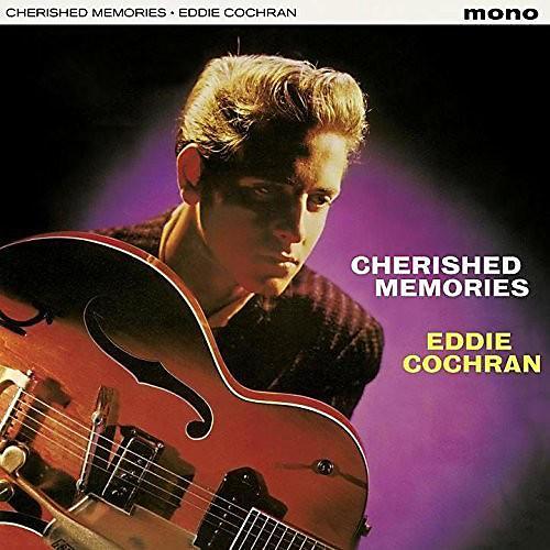 Alliance Eddie Cochran - Cherished Memories + 4 Bonus Tracks thumbnail