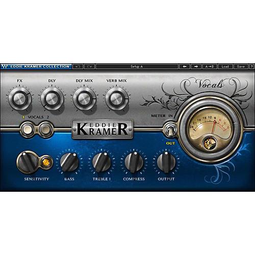 Waves Eddie Kramer Vocal Channel Native/SG Software Download thumbnail