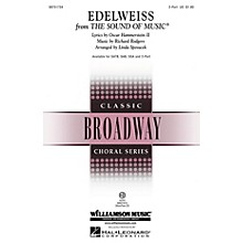 Hal Leonard Edelweiss (from The Sound of Music) 2-Part arranged by Linda Spevacek