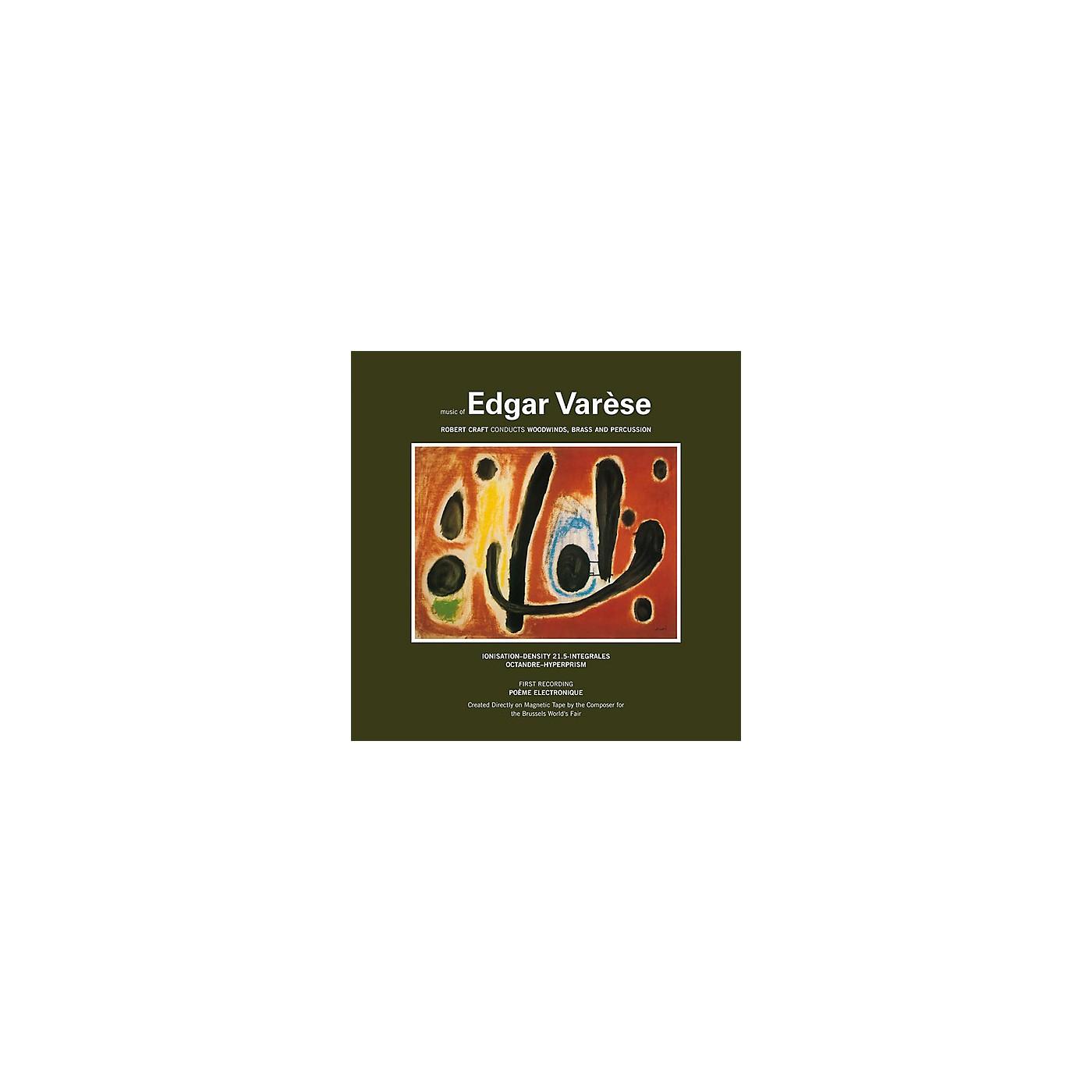 Alliance Edgar Varese - Music Of Edgar Varese 1 thumbnail
