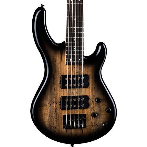 Dean Edge 2.5 Spalt Maple 5-String Electric Bass Guitar thumbnail