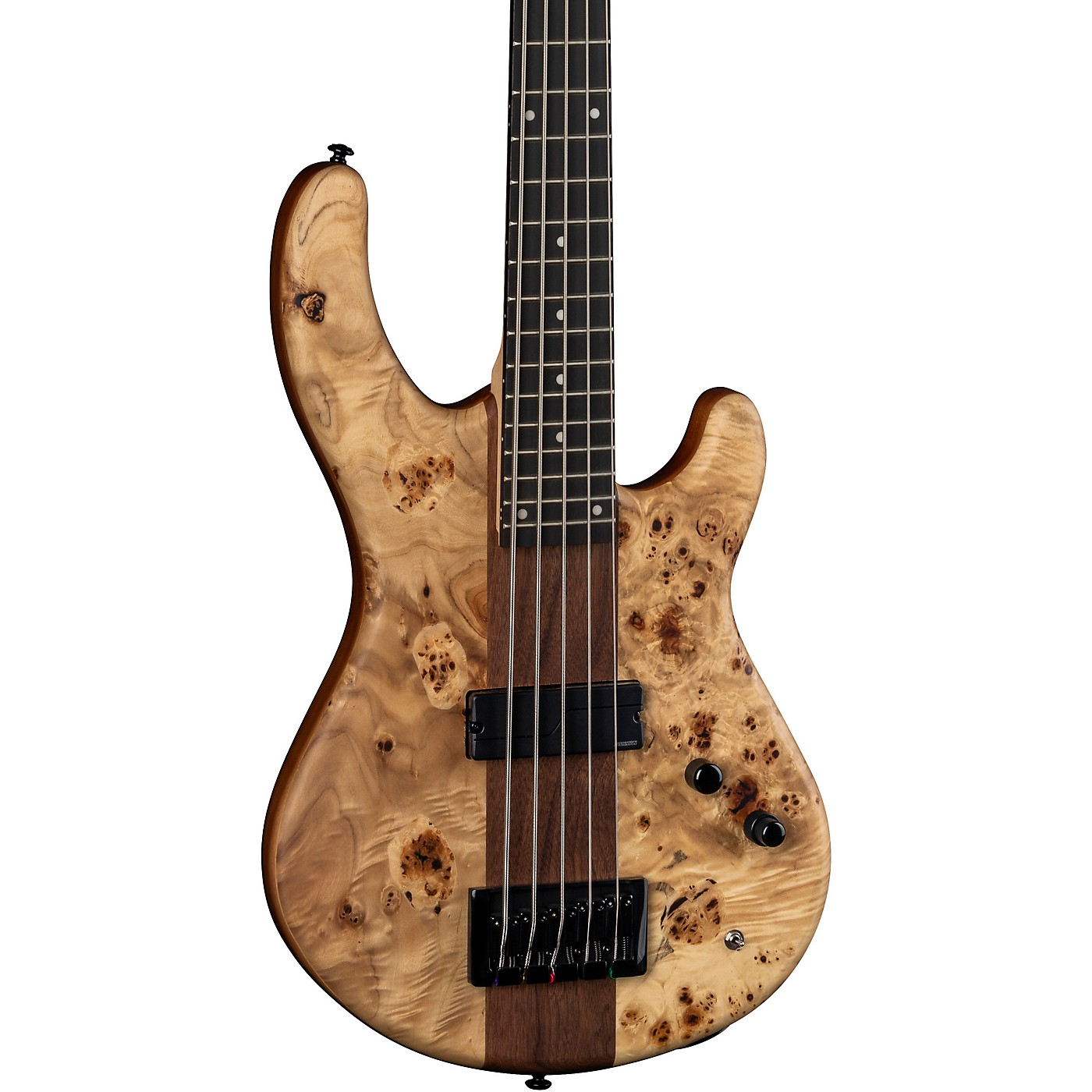 Dean Edge Pro Select Burled Poplar Electric Bass thumbnail
