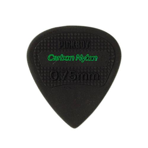 Pick Boy Edge, Sharp Tip, Carbon/Nylon Guitar Picks (10-pack) thumbnail