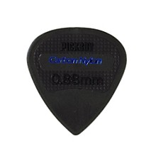 Pick Boy Edge, Sharp Tip, Carbon/Nylon Guitar Picks (10-pack)