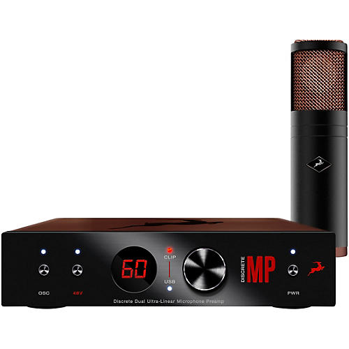Antelope Audio Edge Strip Preamp and Microphone Package thumbnail