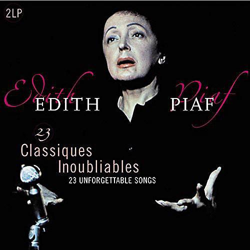 Alliance Edith Piaf - 23 Classiques Inoubliables (Unforgettable Classics) thumbnail