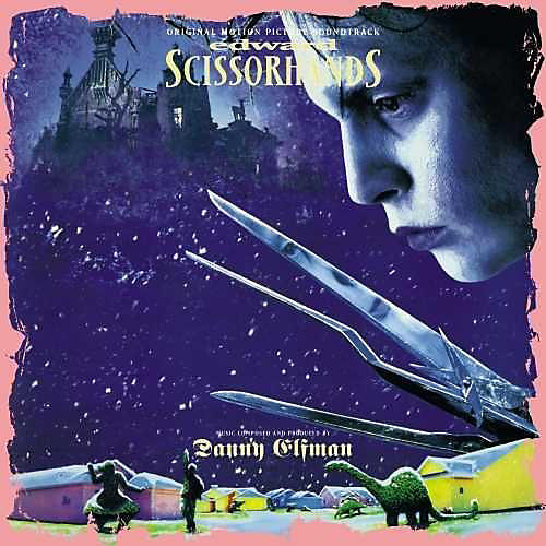 Alliance Edward Scissorhands (Original Soundtrack) thumbnail