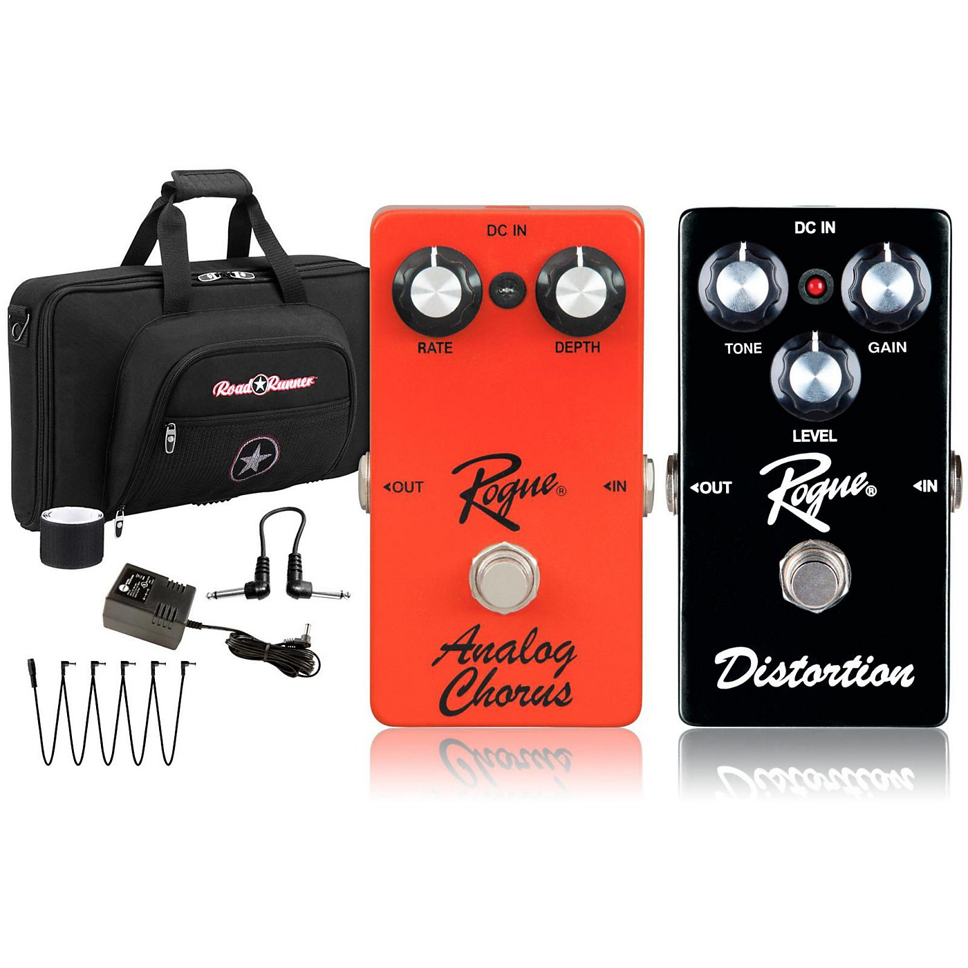 Rogue Effects Pedal Pack thumbnail