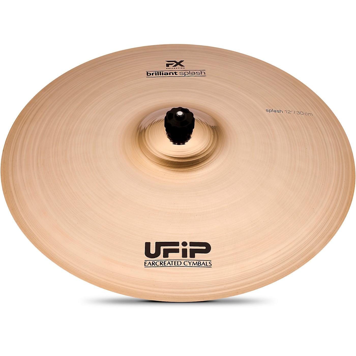 UFIP Effects Series Brilliant Splash Cymbal thumbnail