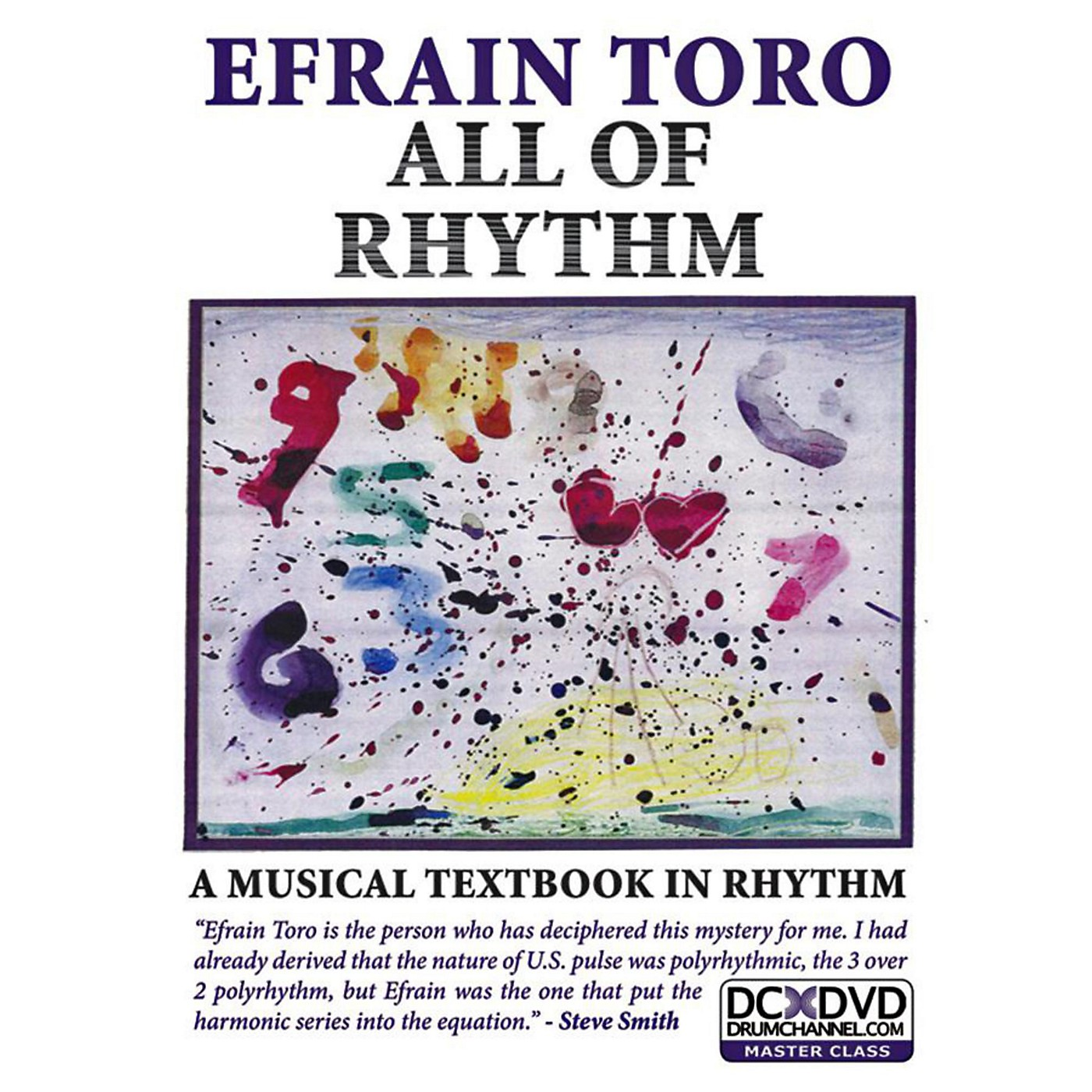 Alfred Efrain Toro - All of Rhythm DVD thumbnail