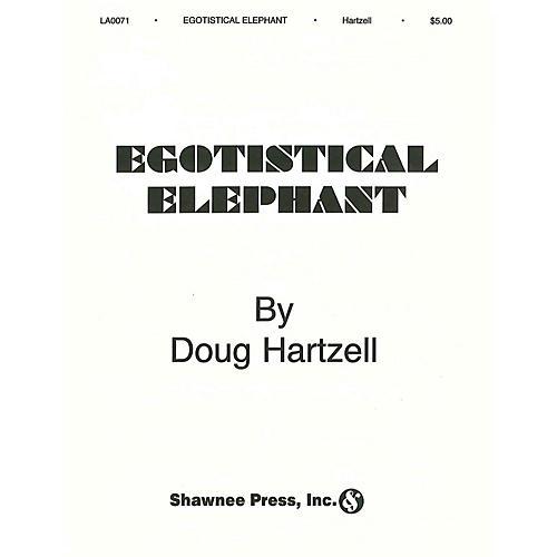 Hal Leonard Egotistical Elephant Bass Clef Instrument Bass thumbnail