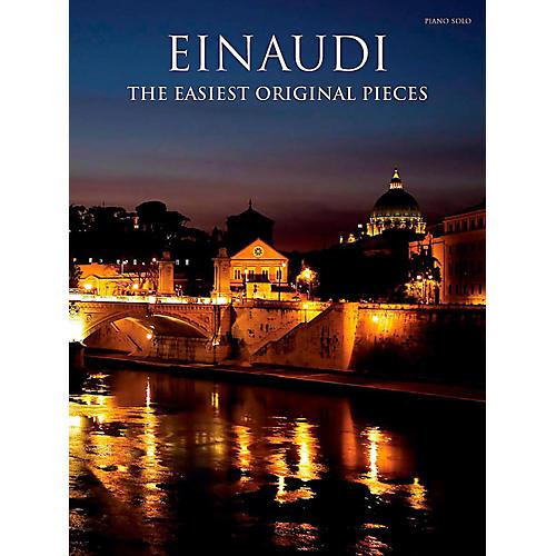 Hal Leonard Einaudi - The Easiest Original Pieces for Piano Solo thumbnail