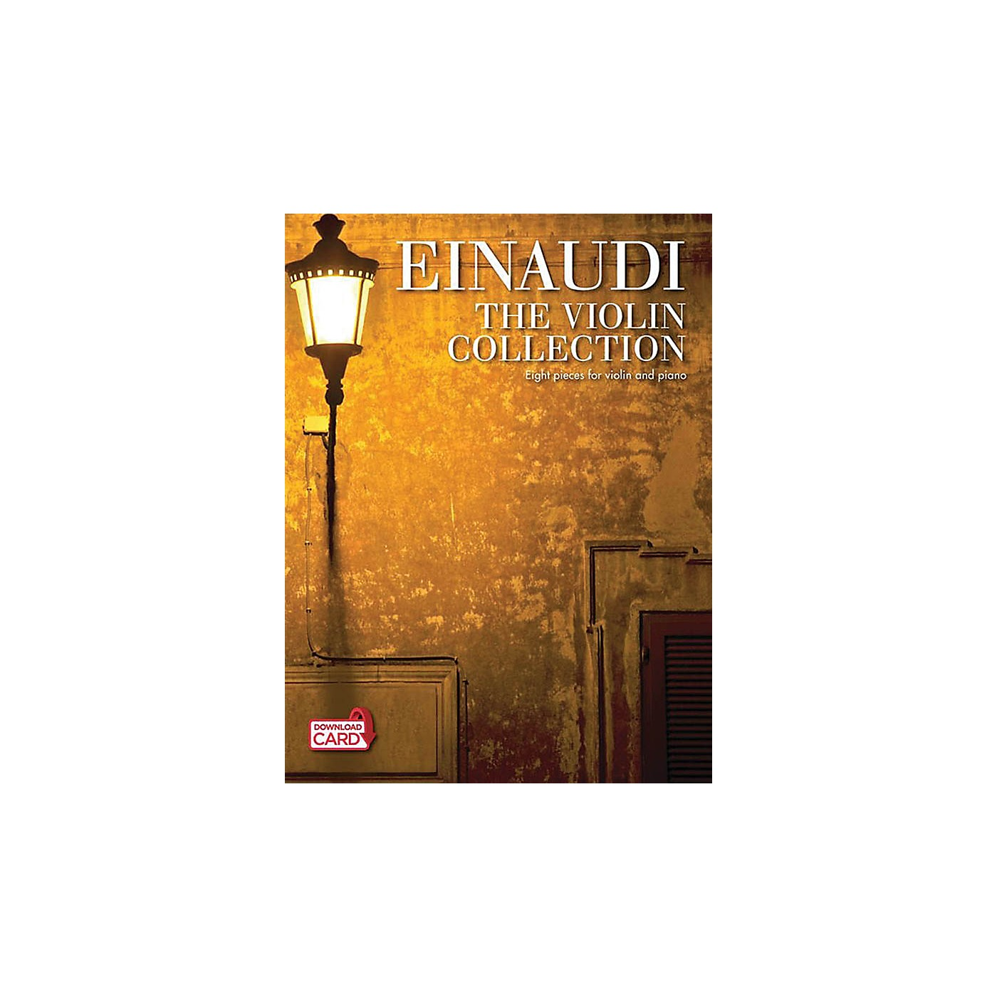 Chester Music Einaudi - The Violin Collection Music Sales America Series Softcover Audio Online thumbnail