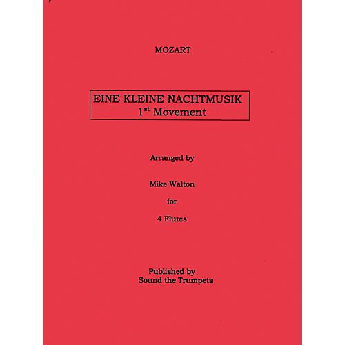 Carl Fischer Eine Kleine Nachtmusik Mvt.I (Book + Sheet Music) thumbnail