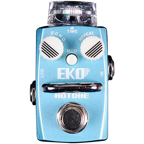 Hotone Effects Eko Delay Skyline Series Guitar Effects Pedal thumbnail