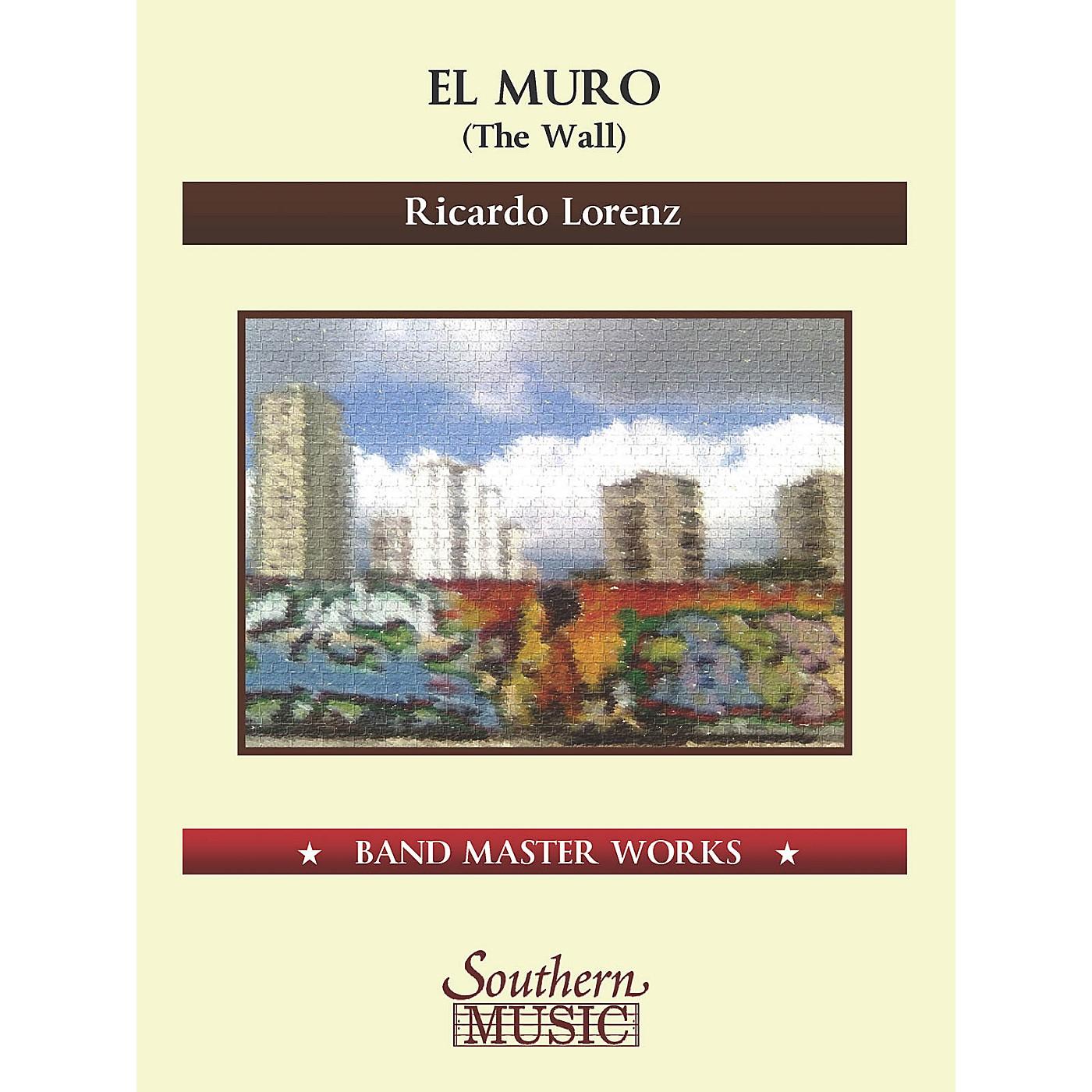 Lauren Keiser Music Publishing El Muro (The Wall) Concert Band Level 5 thumbnail