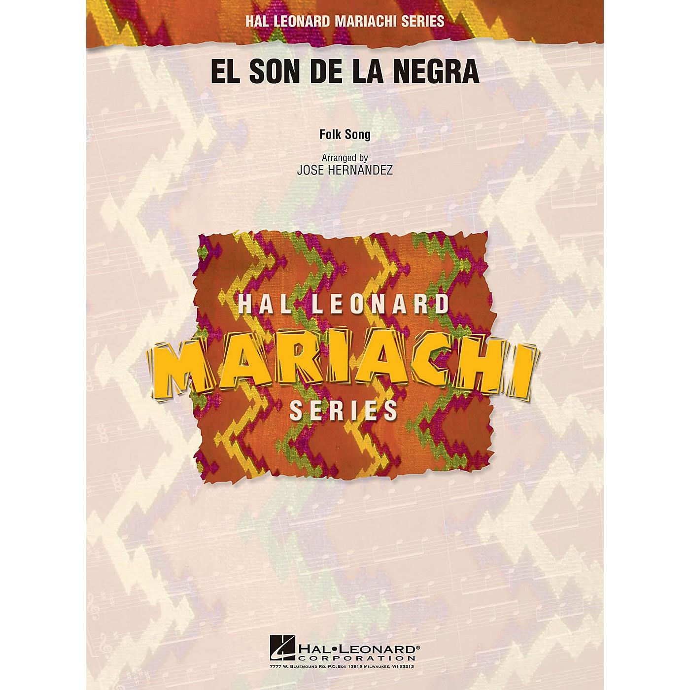 Hal Leonard El Son de la Negra Concert Band Level 4 Arranged by Jose Hernandez thumbnail