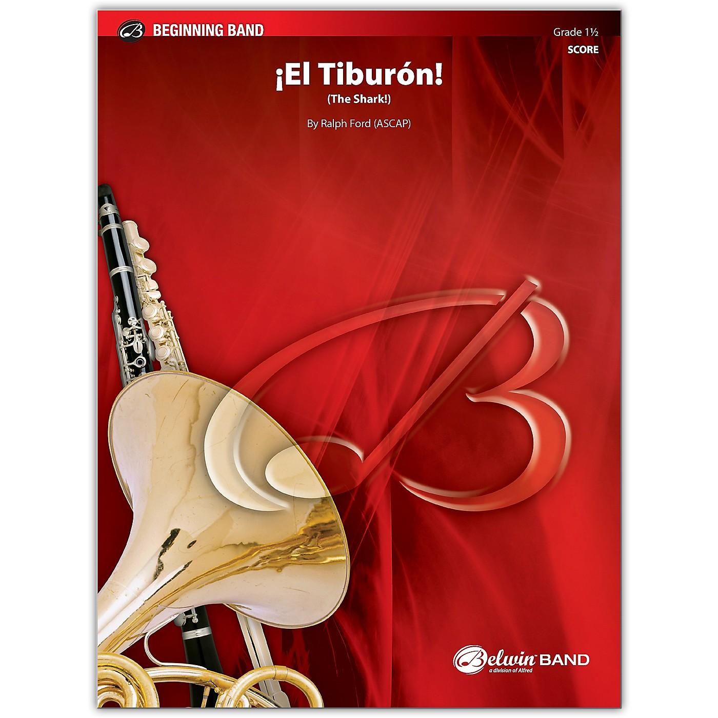 BELWIN El Tiburon Conductor Score 1.5 (Very Easy to Easy) thumbnail
