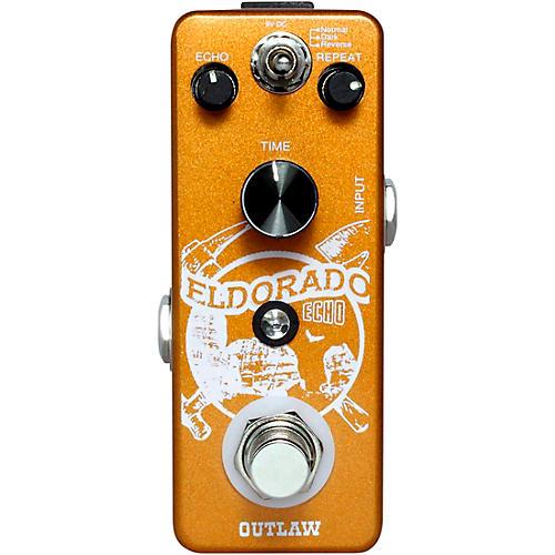 Outlaw Effects Eldorado 3-Mode Echo Effects Pedal thumbnail