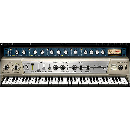 Waves Electric 200 Piano thumbnail