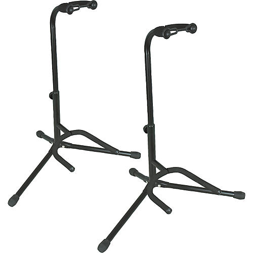 Musician's Gear Electric, Acoustic and Bass Guitar Stands (2-Pack) thumbnail
