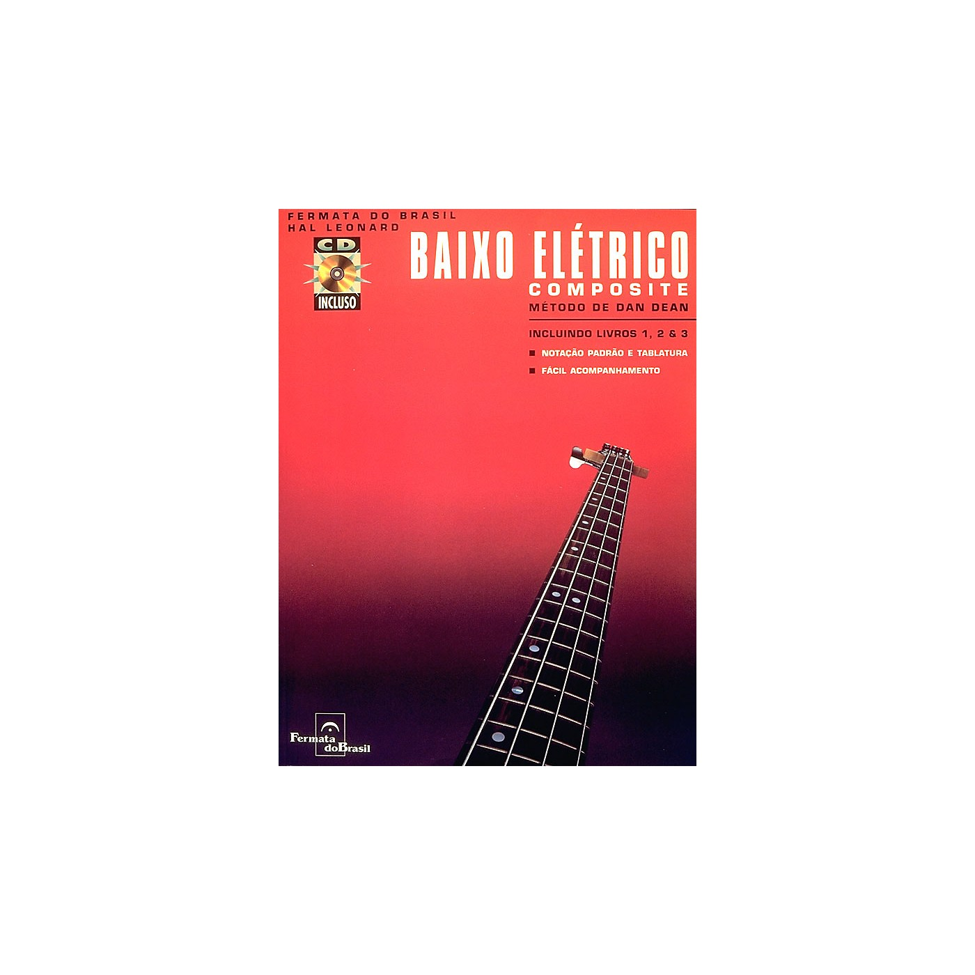 Hal Leonard Electric Bass Composite - Portuguese Bass Series Softcover with CD Written by D Dean thumbnail