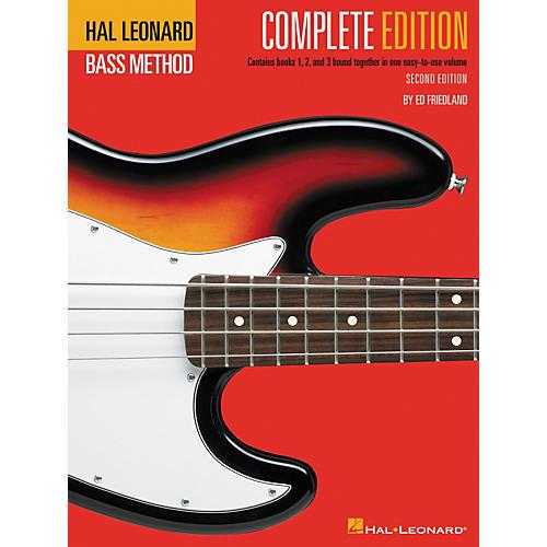 Hal Leonard Electric Bass Method Composite Book Pack thumbnail