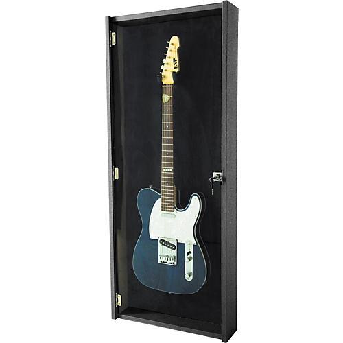 Musician's Gear Electric Guitar Display Case thumbnail
