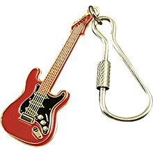 AIM Electric Guitar Keychain