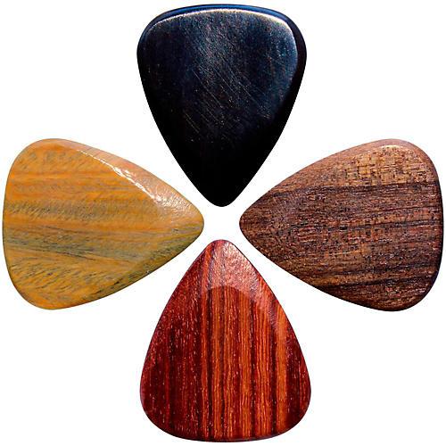 Timber Tones Electric Guitar Picks, 4-Pack thumbnail