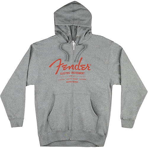 Fender Electric Instruments Zip Hoodie thumbnail