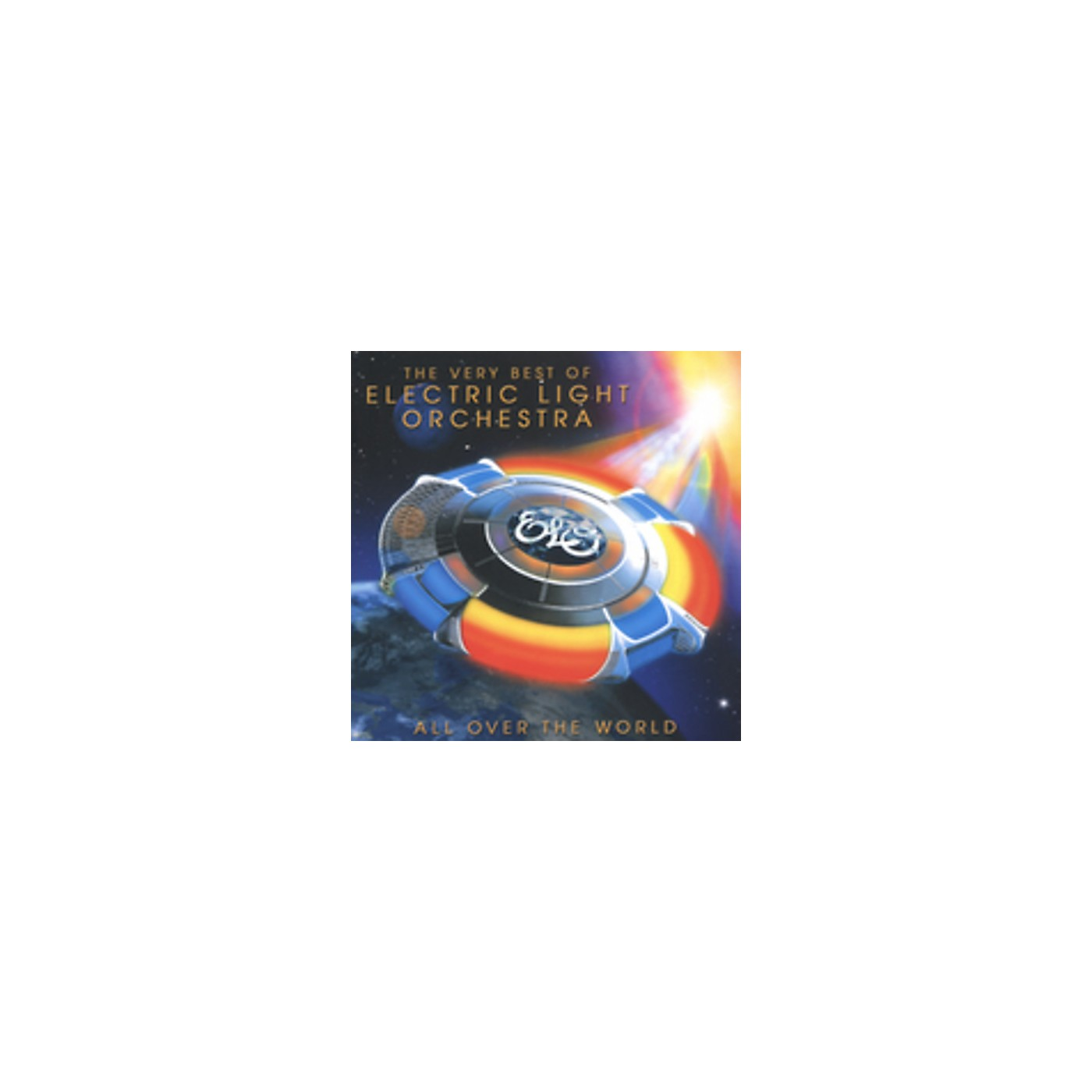 Alliance Electric Light Orchestra - All Over the World: Best of Electric Light Orch (CD) thumbnail