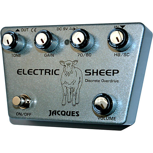 Jacques Electric Sheep Guitar Overdrive Pedal thumbnail