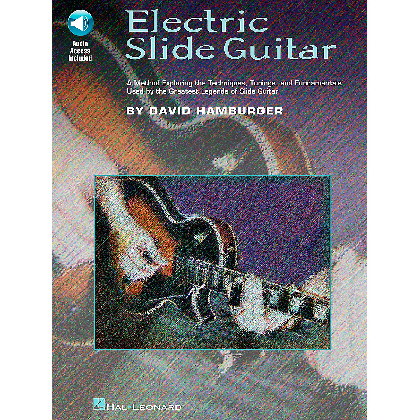 Hal Leonard Electric Slide Guitar (Book/CD) thumbnail