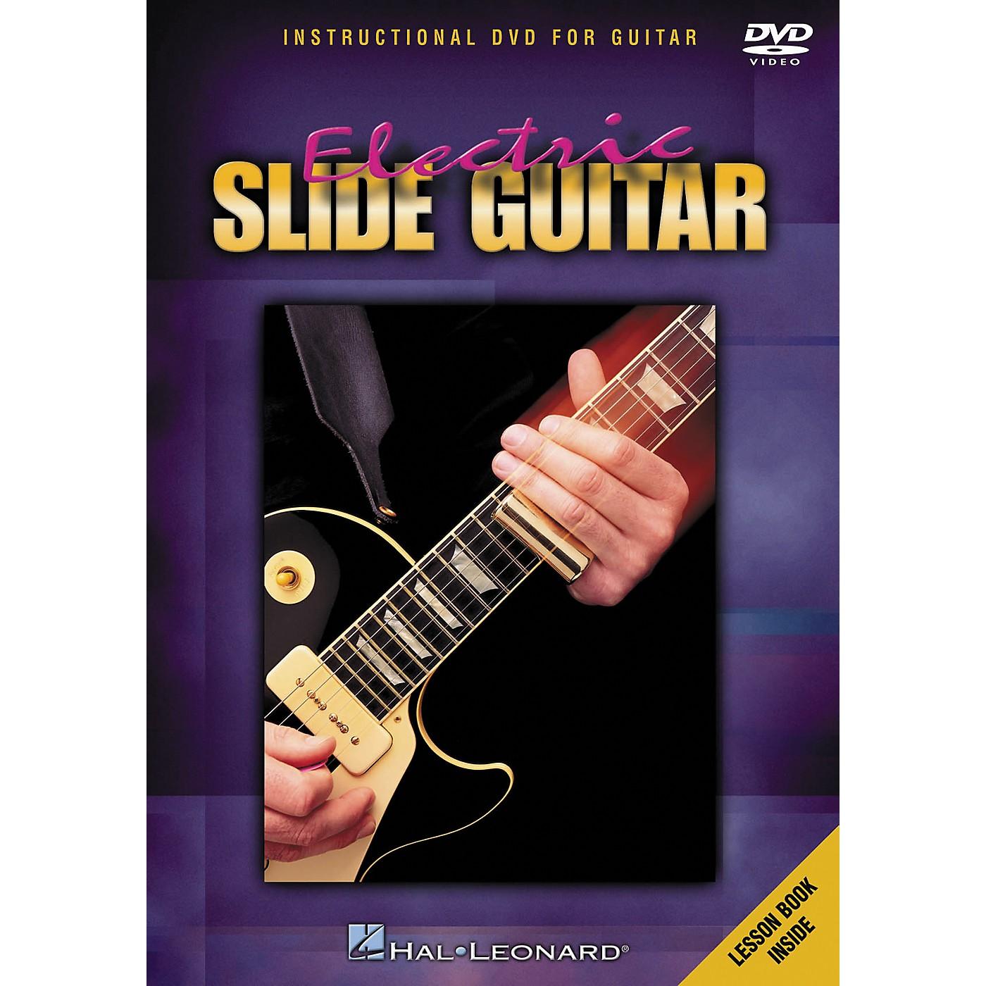 Hal Leonard Electric Slide Guitar (DVD) thumbnail