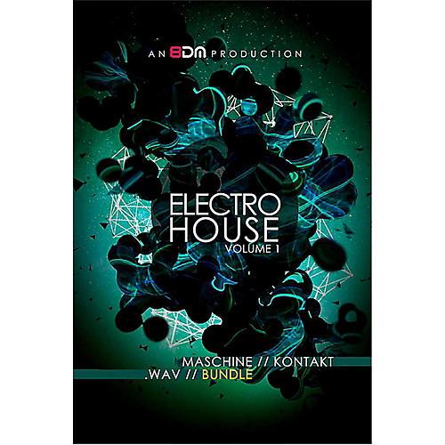 8DM Electro House Vol 1 Bundle (Wav/Kontakt/Maschine) thumbnail